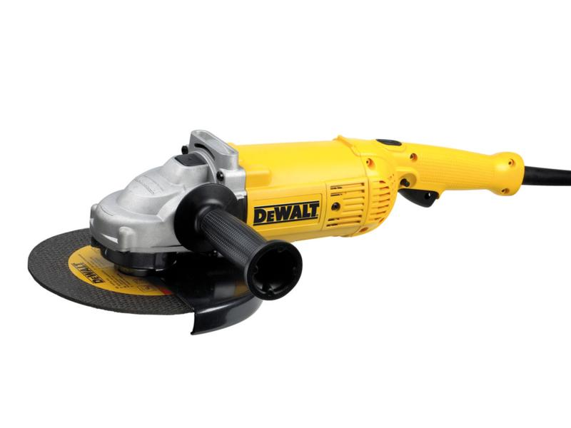 DeWalt-D28492K-Angle-Grinder-230mm-2200-Watt-110-Volt-Kit-Box