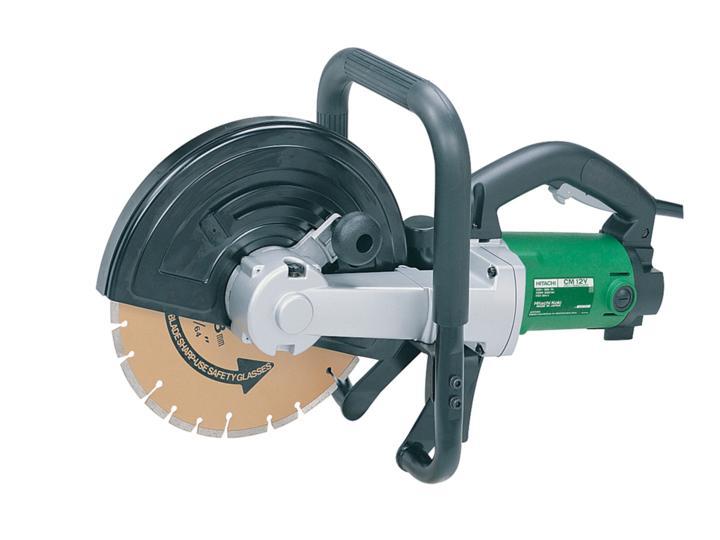 Hitachi-CM12Y-110-Volt-Disc-Cutter-300mm