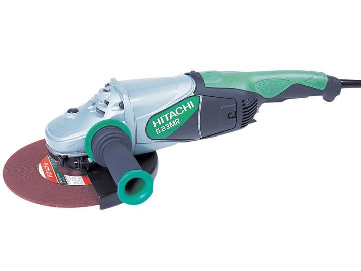 Hitachi-G23MR-110-Volt-Angle-Grinder-230-mm
