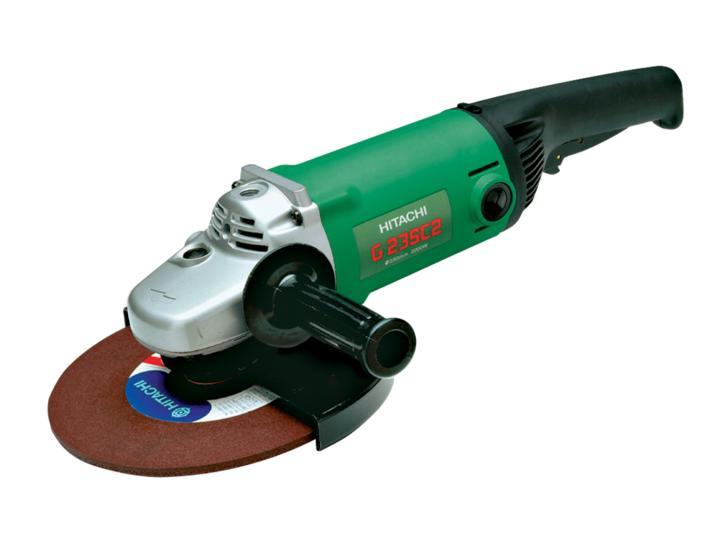 Hitachi-G23SC3-240-Volt-Angle-Grinder-230mm-2300-Watt
