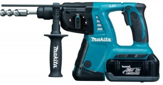 Makita Bhr262rd 36v Lion Sds 3 Function Drill Ebay
