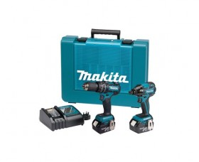 makita dlx2002m 18v lxt 4ah dhp480 dtd129 twinpack makdlx2002m from mts power tools. Black Bedroom Furniture Sets. Home Design Ideas